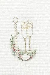 Congratulations -  Cross Stitch Kit