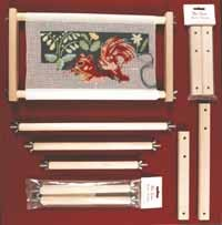 9 inch No-Sew Side Bars (Pair)