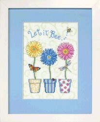 Dimensions Let It Be Cross Stitch Kit