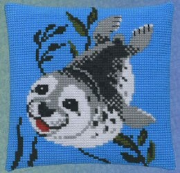 Seal -  Cross Stitch Kit