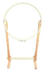 Floor Stand with 18 inch Hoop