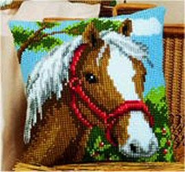 Vervaco Horse Cross Stitch Kit