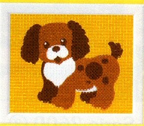 Vervaco Dog Tapestry Canvas