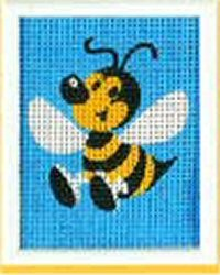 Vervaco Wasp Tapestry Canvas