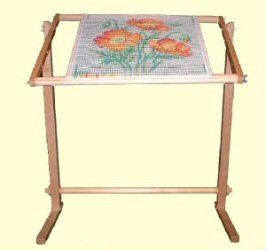 Maxi Clip Floor Tapestry Frame 24 inches