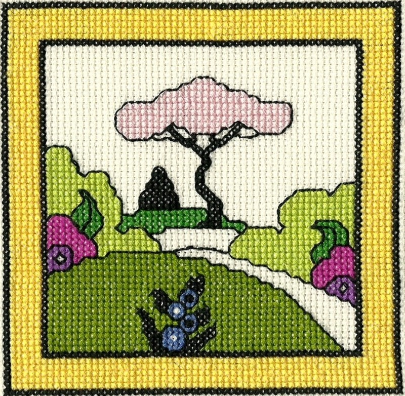 Abacus Designs Illey Cross Stitch Kit