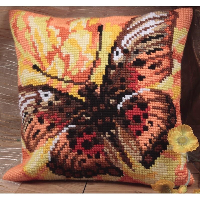 Collection D'Art Flame Cross Stitch Kit