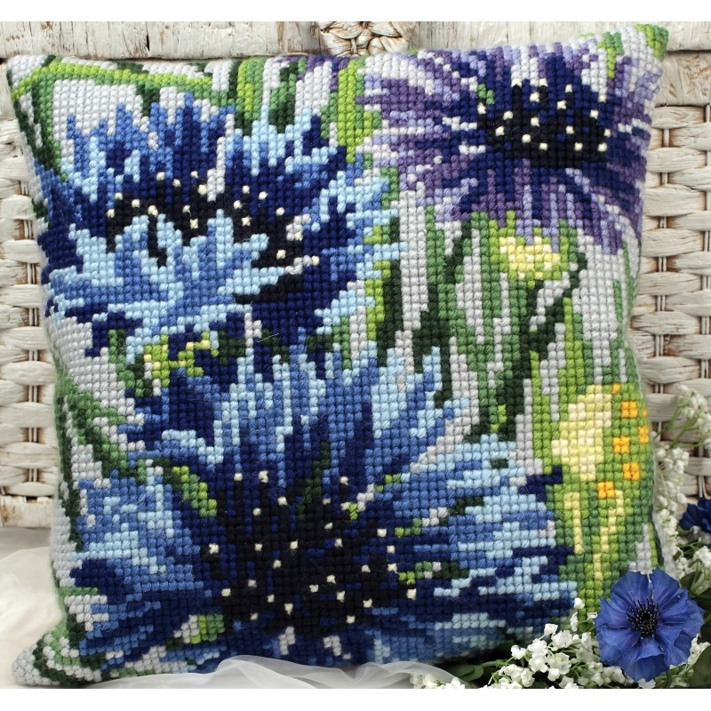 Collection D'Art Blueberry Cross Stitch Kit