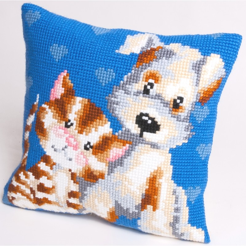 Collection D'Art Friends Cross Stitch Kit