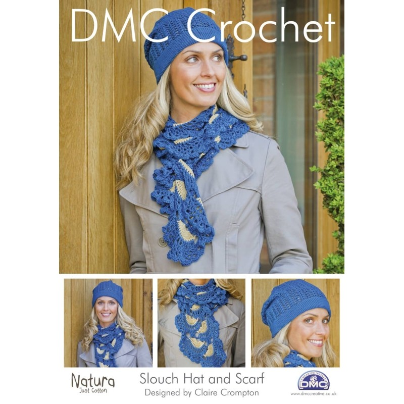 Slouch Hat and Scarf