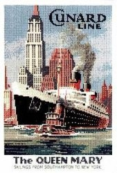 Heritage The Queen Mary Charts Chart