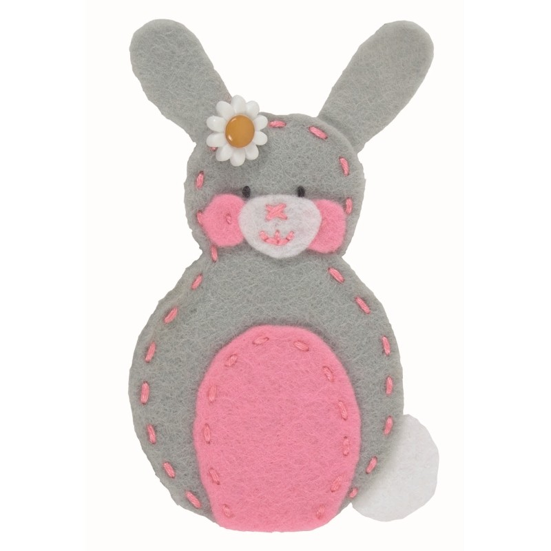 Anchor Rabbit Finger Puppet Craft Kit