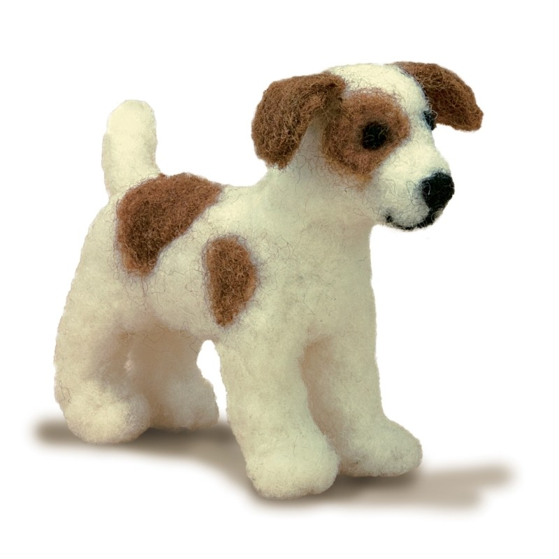 Dog Needle Felt Kit