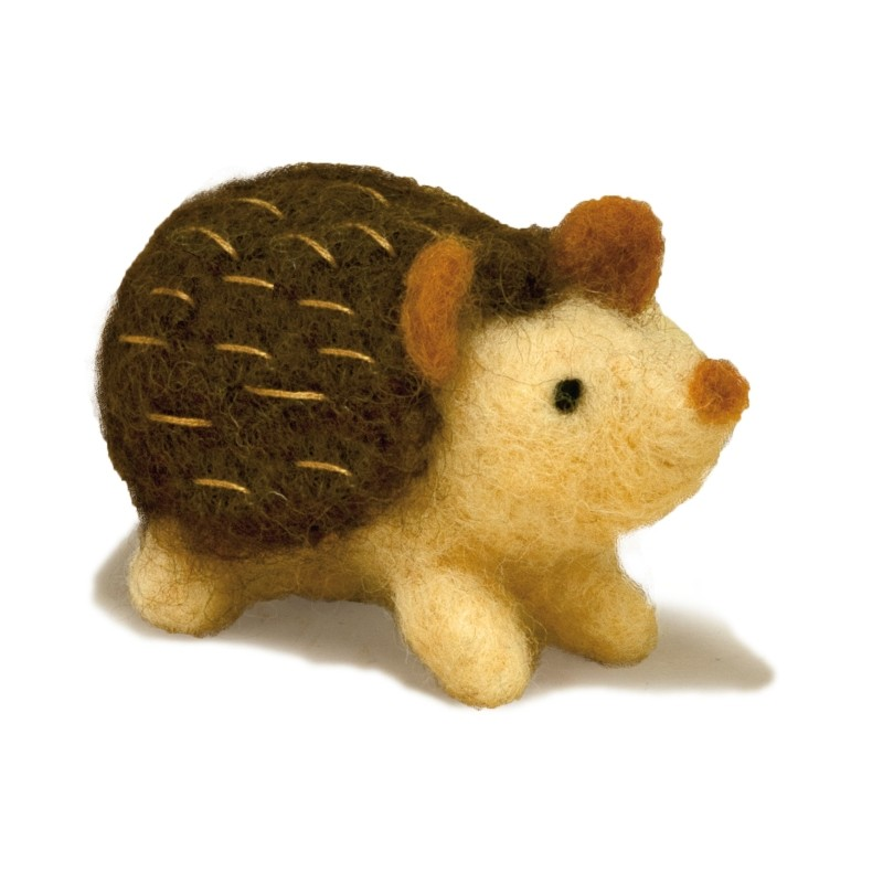 Dimensions Hedgehog Needle Felt Kit Craft Kit