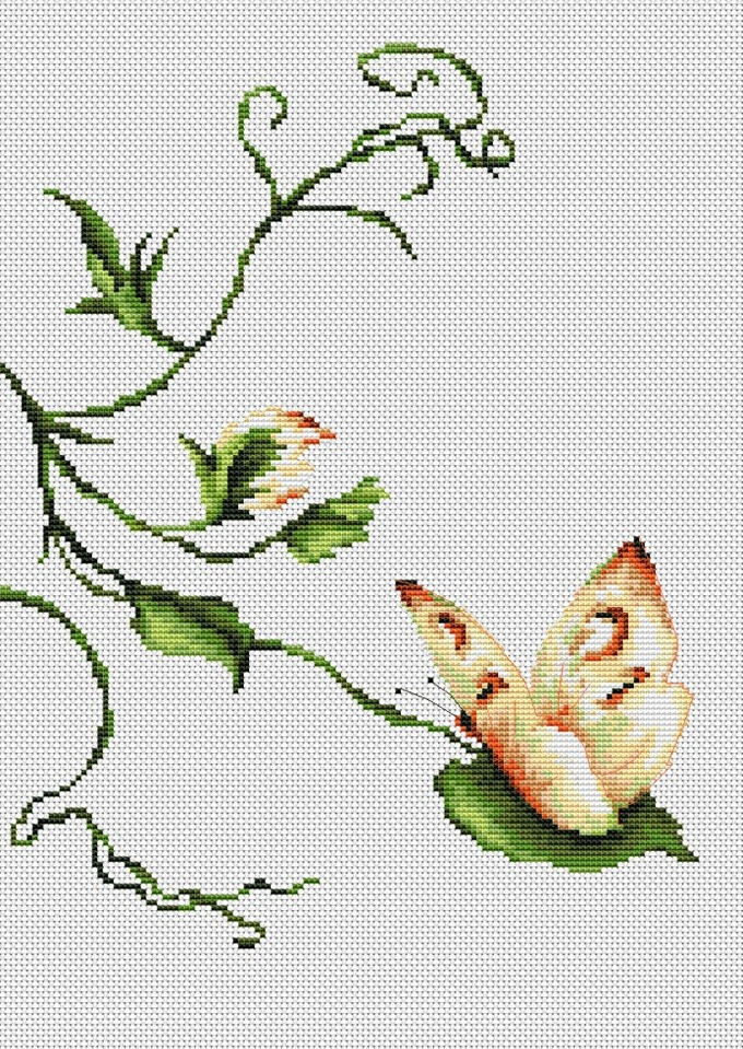 Luca-S Touch Cross Stitch Kit