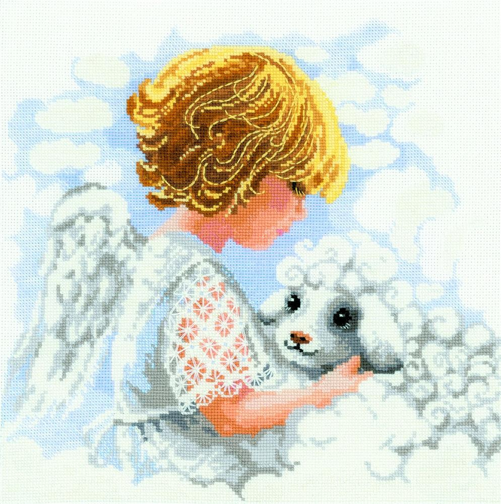 Day of an Angel -  Cross Stitch Kit