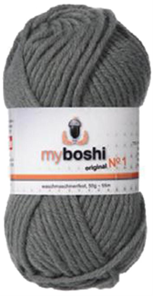 MyBoshi Wool - 194 Grey 50g
