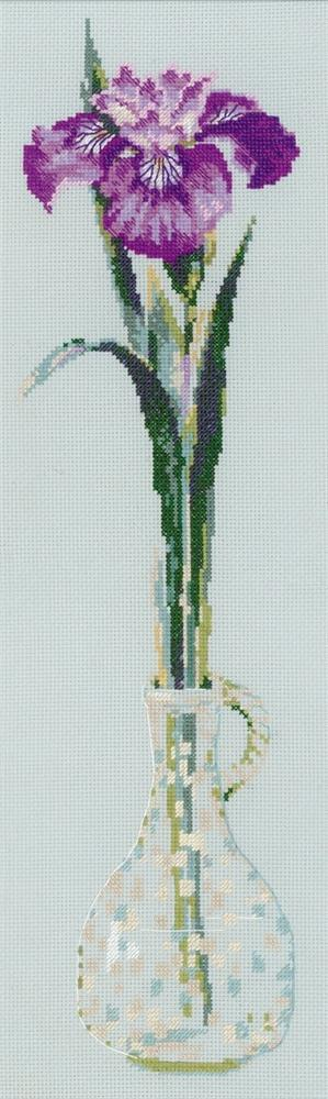 RIOLIS King of Flowers Cross Stitch Kit