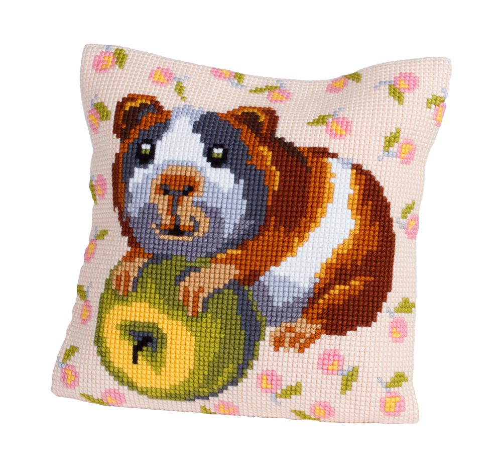 Collection D'Art Hungry Harry Cushion Cross Stitch Kit
