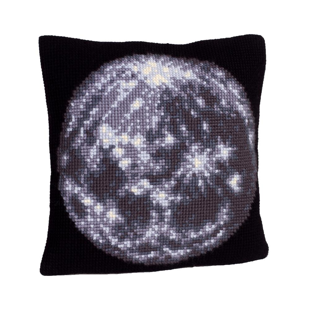 Collection D'Art Moon Cushion Cross Stitch Kit