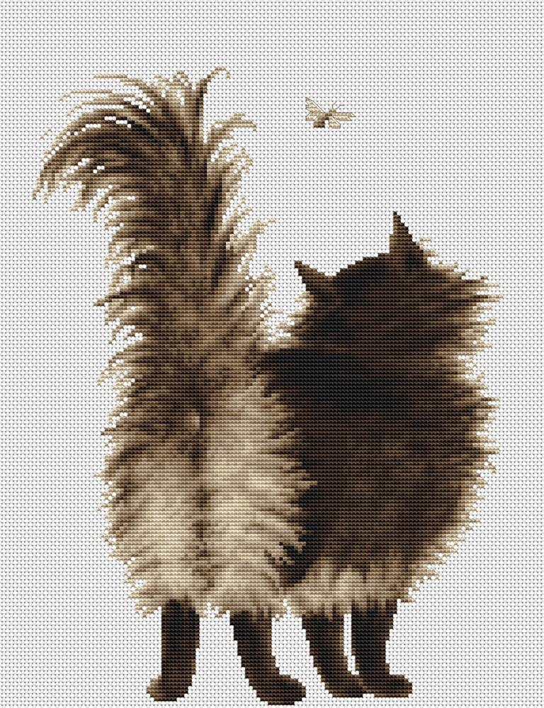 Luca-S Shu Shun Cross Stitch Kit