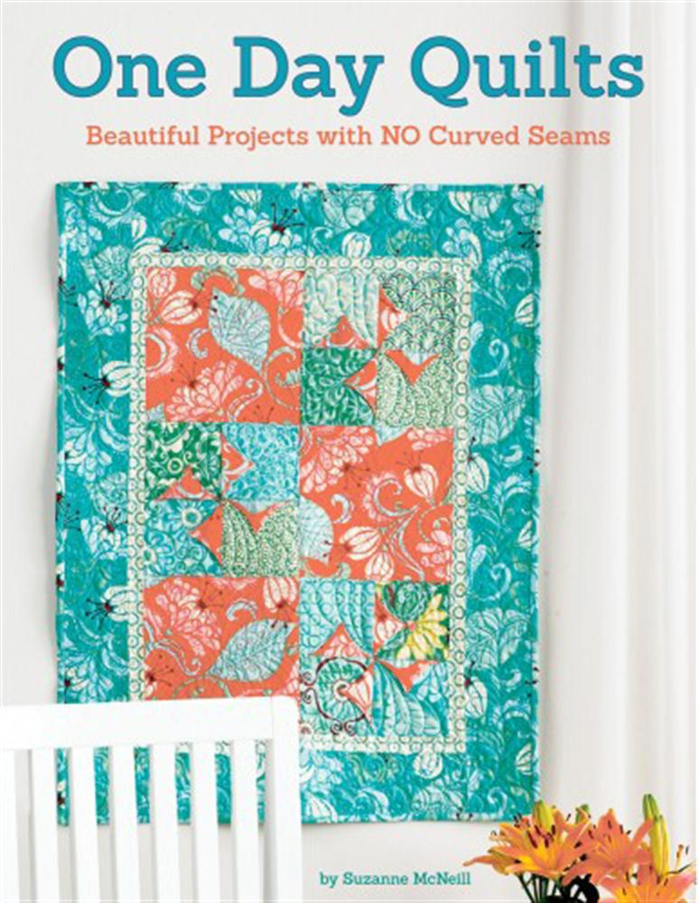 Quilting Books One Day Quilts Book