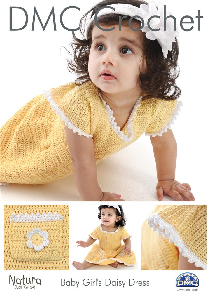 DMC Baby Girl's Daisy Dress