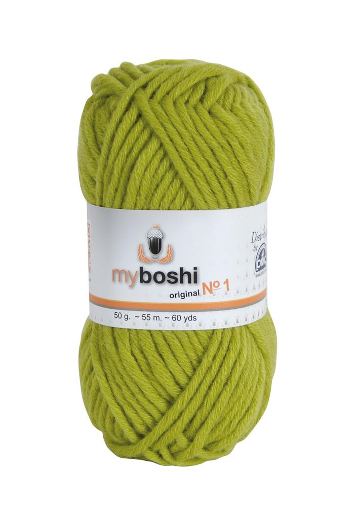 MyBoshi Wool - 128 Palm 50g