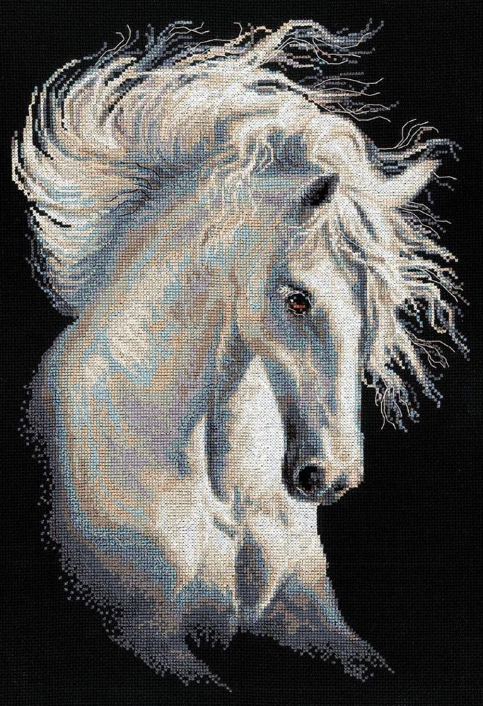 RIOLIS Andalusian Character Cross Stitch Kit