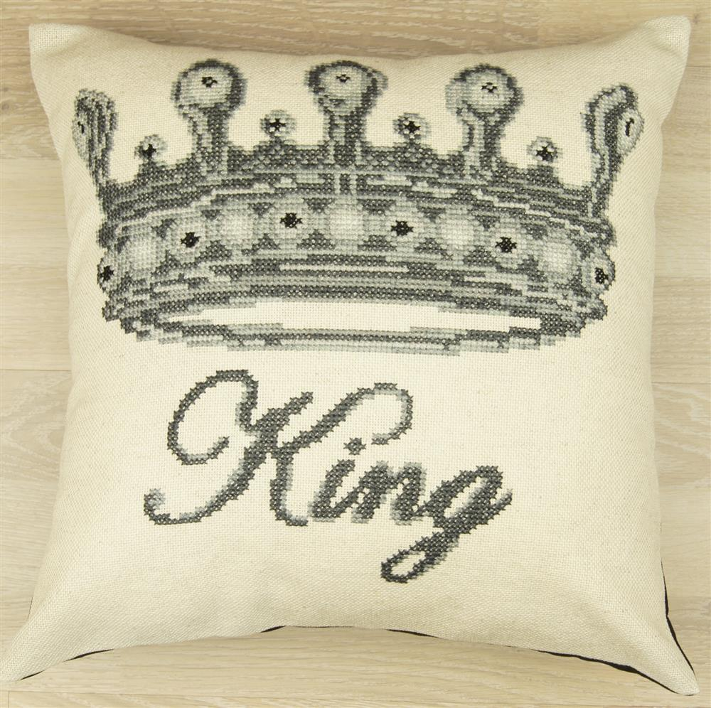 Anette Eriksson King Value Cushion Front Cross Stitch Kit