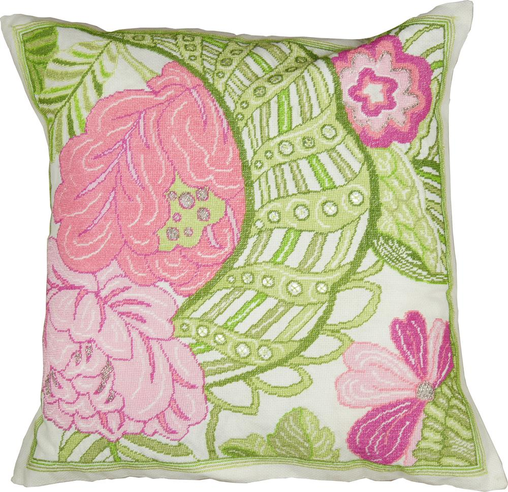 Anette Eriksson Spring Value Cushion Front Cross Stitch Kit