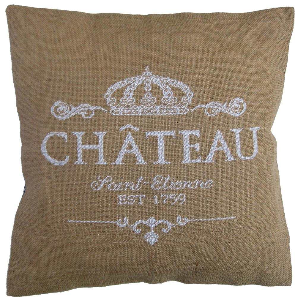 Anette Eriksson Chateau in White Value Cushion Front Cross Stitch Kit