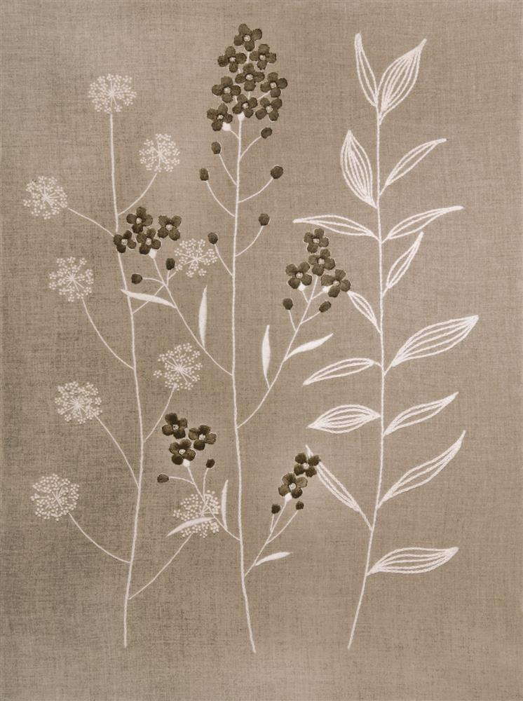 Garden Expressions -  Embroidery Kit