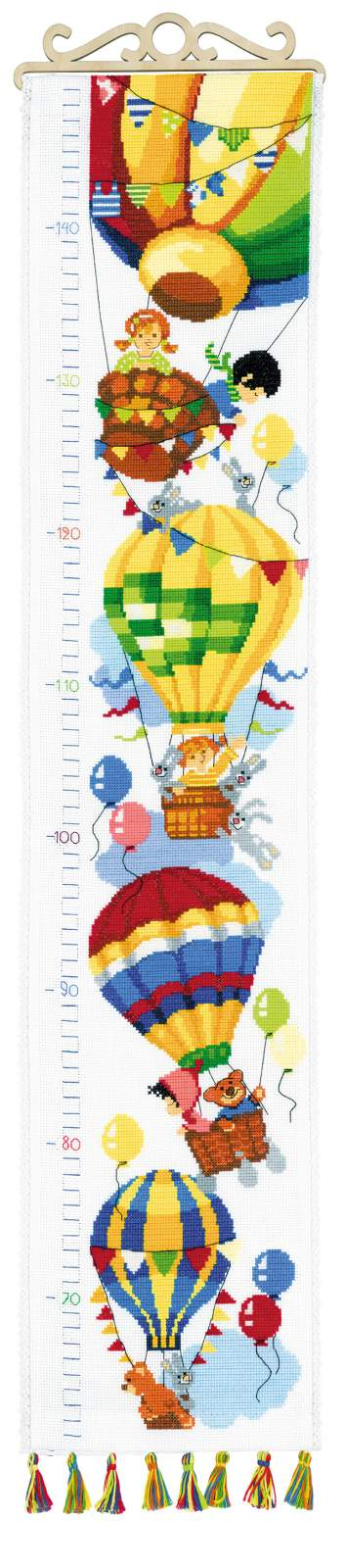 Higher and Higher! -  Cross Stitch Kit