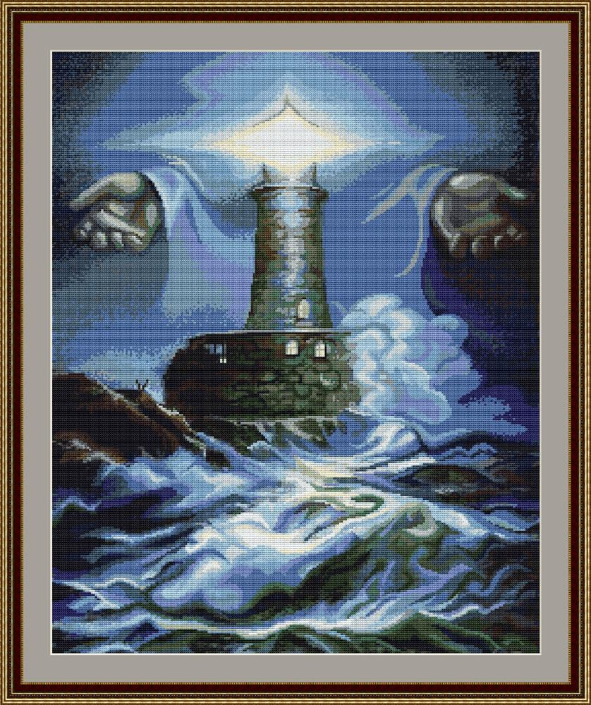 The Light -  Cross Stitch Kit