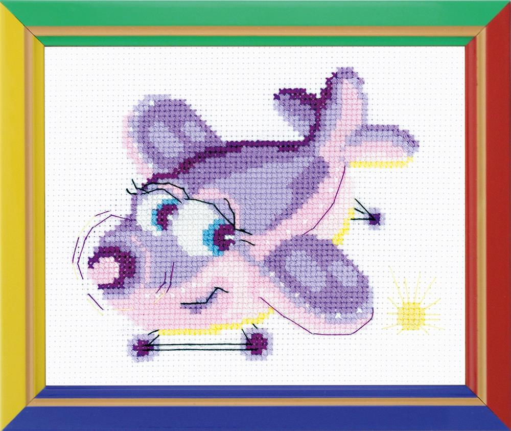 Birdie -  Cross Stitch Kit