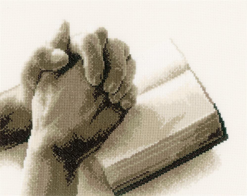 Praying Hands -  Cross Stitch Kit