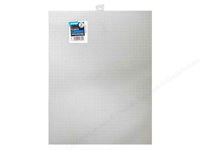 Darice Ultra Stiff 7 count Plastic Canvas Fabric