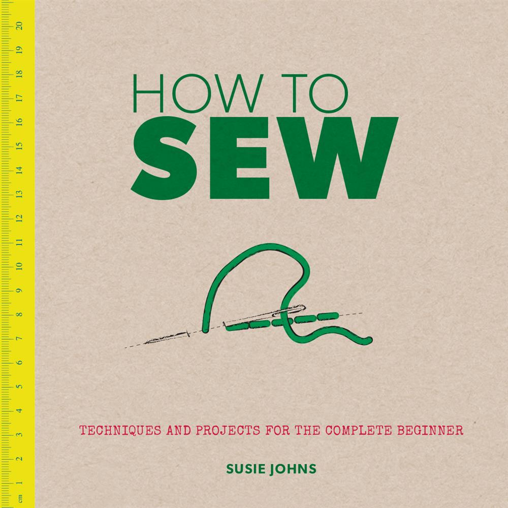 Sewing Books How to Sew Book