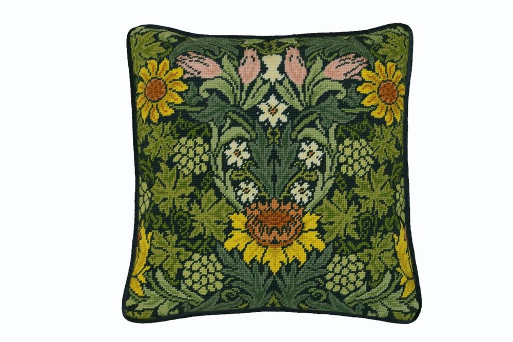 Bothy Threads Sunflowers Cushion Tapestry Kit