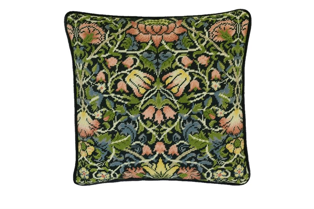 Bothy Threads Bellflowers Cushion Tapestry Kit