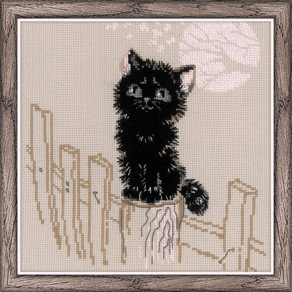 RIOLIS Dreamer Cross Stitch Kit