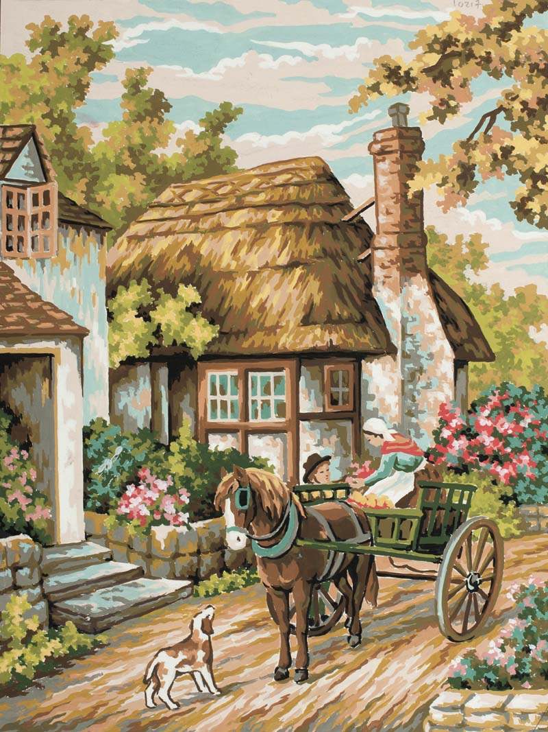 Grafitec Bakers Delight Tapestry Canvas