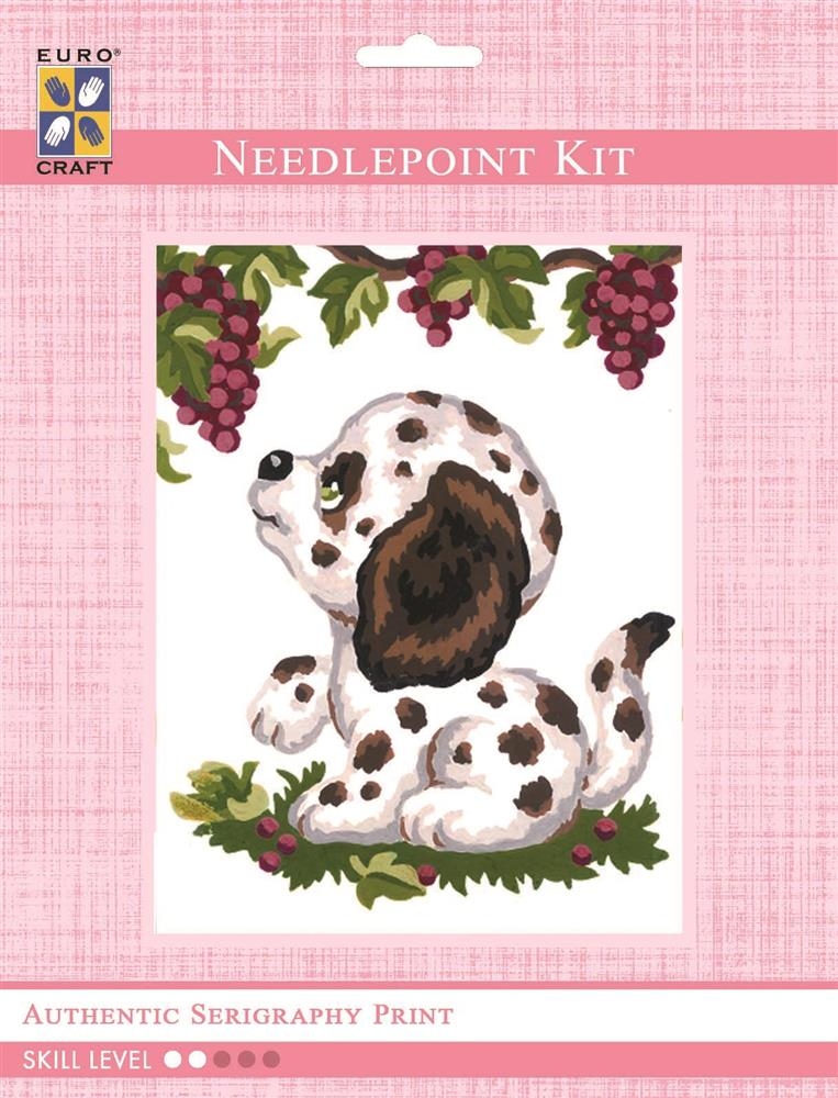 Grafitec Dalmatian Puppy Tapestry Kit