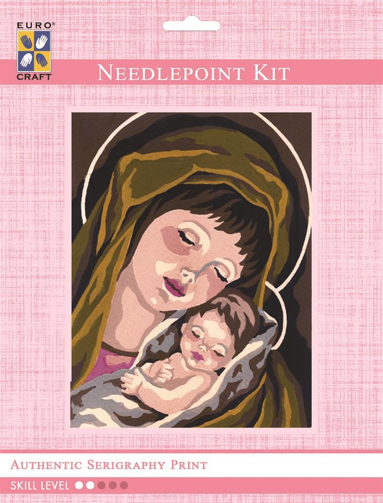 Madonna and Child I -  Tapestry Kit
