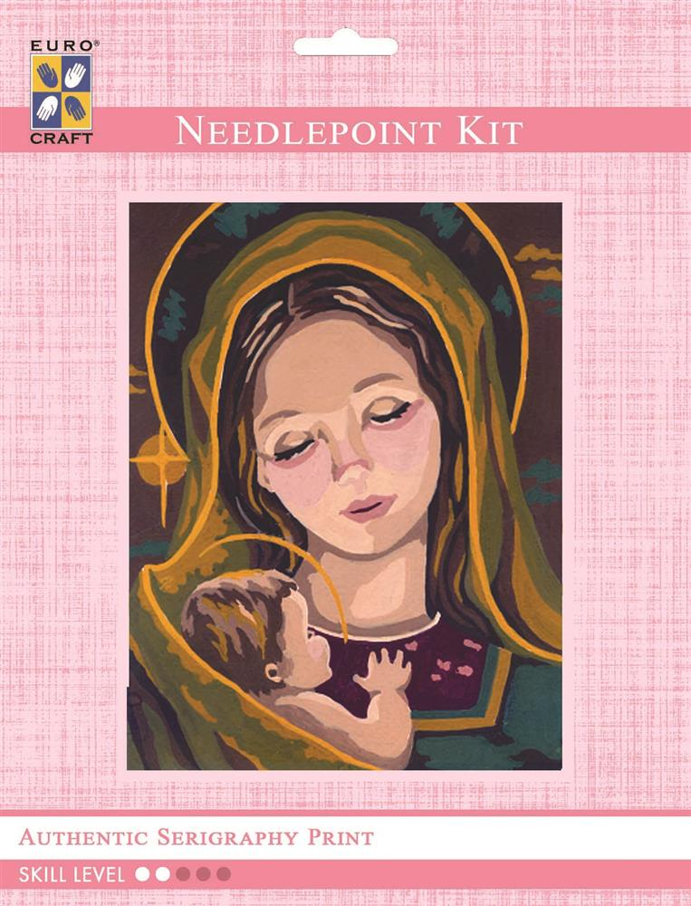 Madonna and Child II -  Tapestry Kit