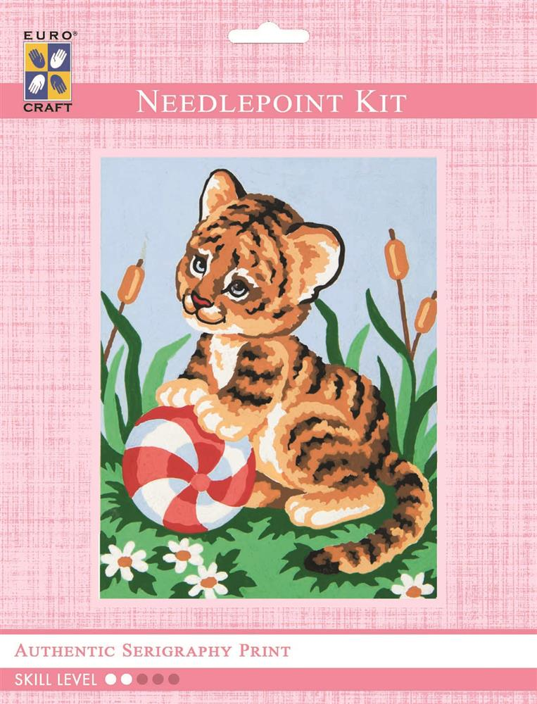 Baby Tiger -  Tapestry Kit
