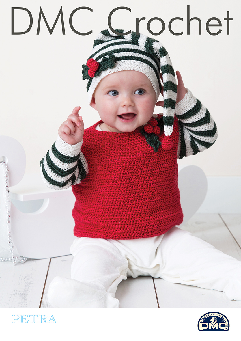 Baby Jumper and Elf hat
