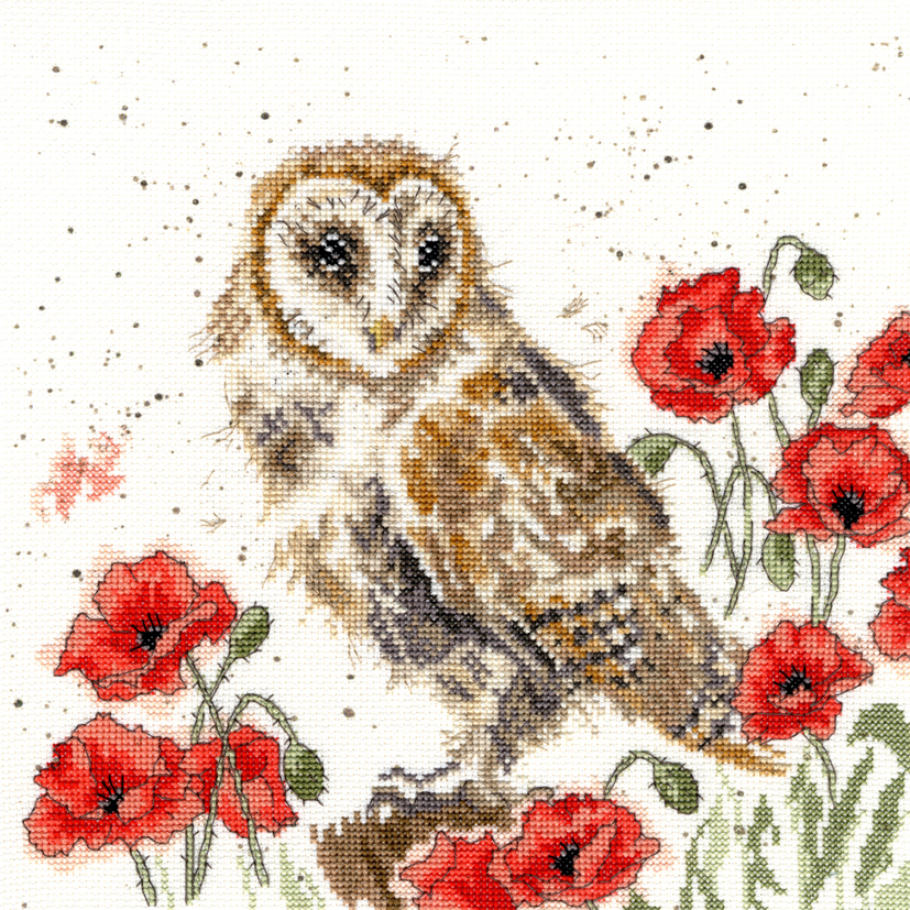 Bothy Threads The Lookout Cross Stitch Kit