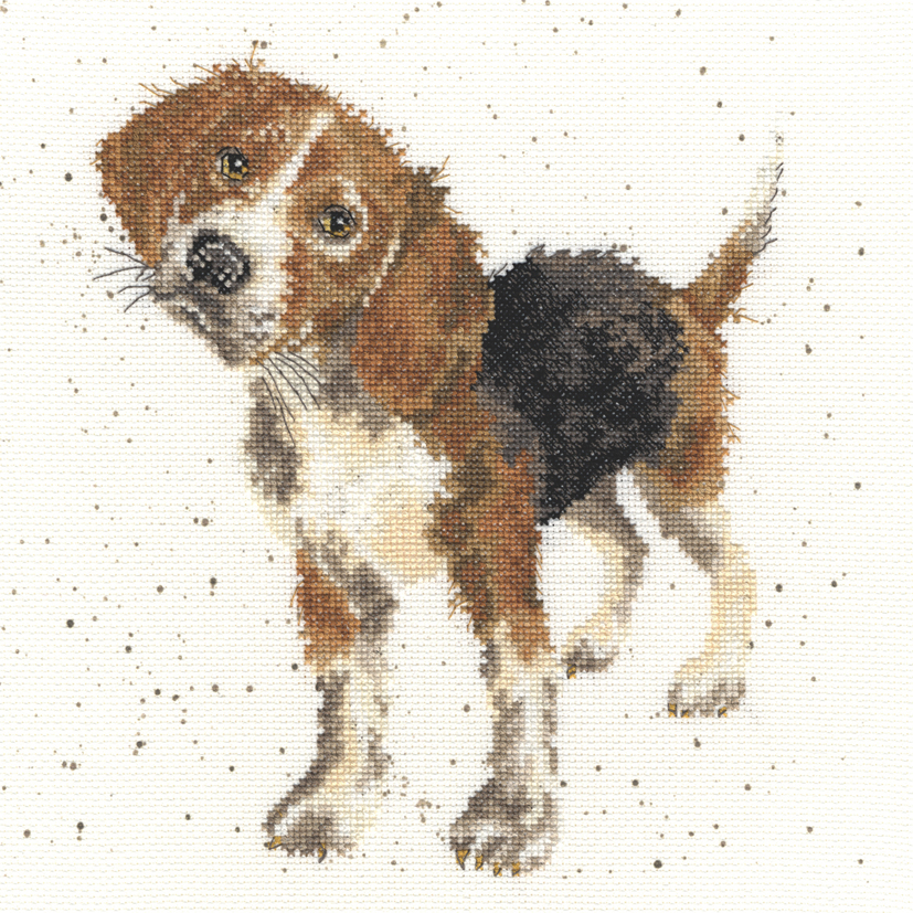 Bothy Threads Beagle Cross Stitch Kit
